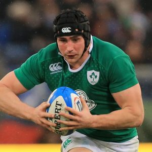 Flanker Tommy O'Donnell believes Ireland must not draw too heavily on past glories